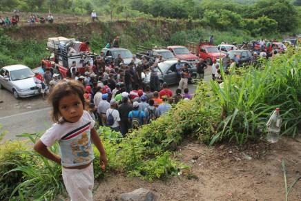 Embestida del ejército contra la comunidad nahua de Santa María Ostula
