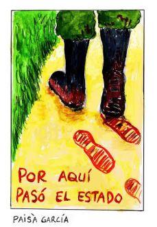 Embestida del ejército contra la comunidad nahua de Santa María Ostula: https://subversiones.org/archivos/117214 «Este domingo 19 de julio no fueron los sicarios los que mataron a un menor de edad, fue el ejército mexicano quien disparó contra la población desarmada».