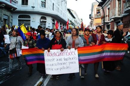 Ecuador, el país que poco a poco exterminan. Miradas tras el Paro Nacional