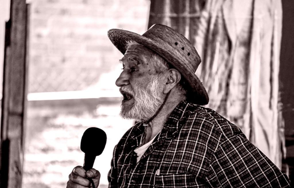 Palabras del veterano Hugo Blanco