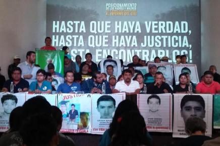 Ayotzinapa: las cenizas de la «verdad histórica». Primera Parte