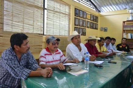 Fundadores del Concejo Guerrerense 500 Años de Resistencia Indígena, llaman a consensar nuevo rumbo para el movimiento