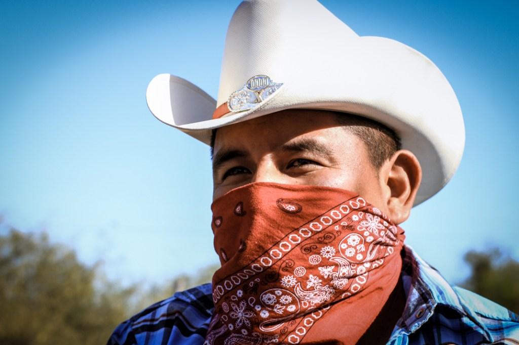 Yaquis de Sonora: Fotografía: Heriberto Paredes