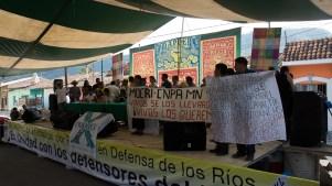 Integrantes de varias organizaciones de Chiapas presentan postura conjunta ante una larga lista de agravios (ver Declaración de Jalcomulco)