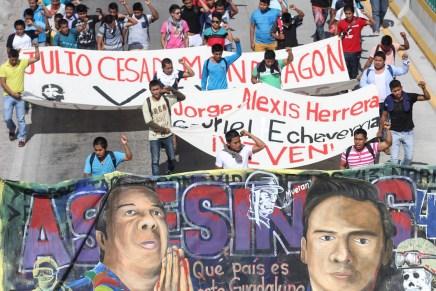 Te cortaron las alas pero seguimos en tu camino: Marta Echeverría, hermana de normalista asesinado en 2011