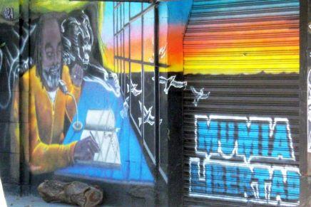 Mumia: 34 años en lucha desde una celda