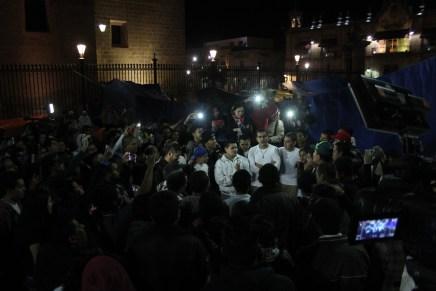 «Ningún estudiante merece ser tratado de la forma como nos trataron»: normalista de Artega
