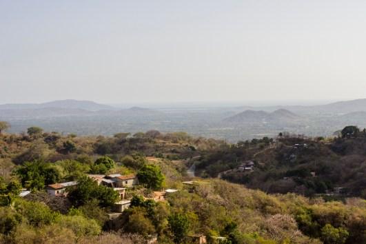 Vista de Santiago Tututepec. Por Aldo Santiago.