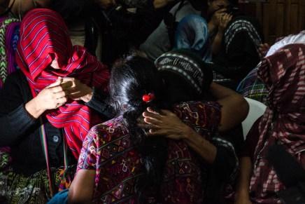 La victoria de las mujeres dignas y valientes del pueblo q'eqchi