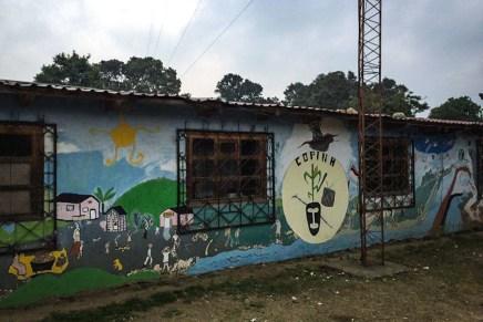 Berta Cáceres, el COPINH y la comunicación popular