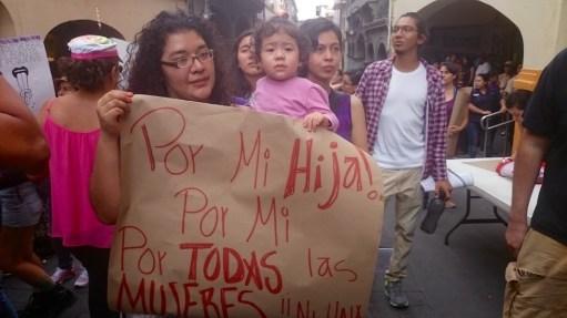 Por las que vienen. Fotografía: CC By-NC María González.