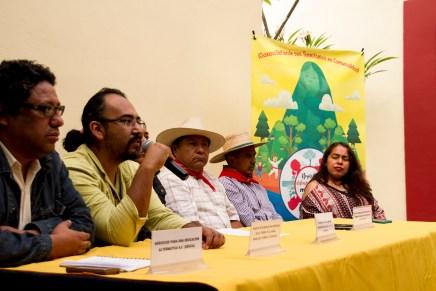 México: campaña nacional llama a la gente de la ciudad y el campo a defender la madre tierra