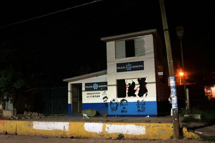 Oaxaca, 19.06.2016 Foto por Xiaj Nikte