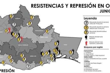 Oaxaca 2016: resistencias y represión
