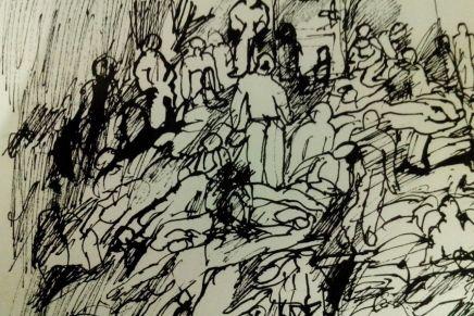 «Cuatro tiempos y un contratiempo» La obra pictórica de Chávez Teixeiro