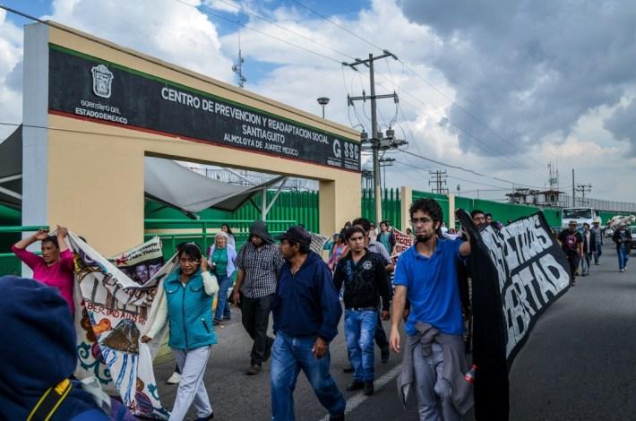 Resultado de imagen para libertad a los defensores del agua de Tlanixco