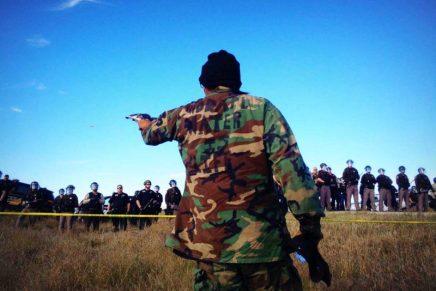 Standing Rock: sobre la destrucción de la serpiente negra