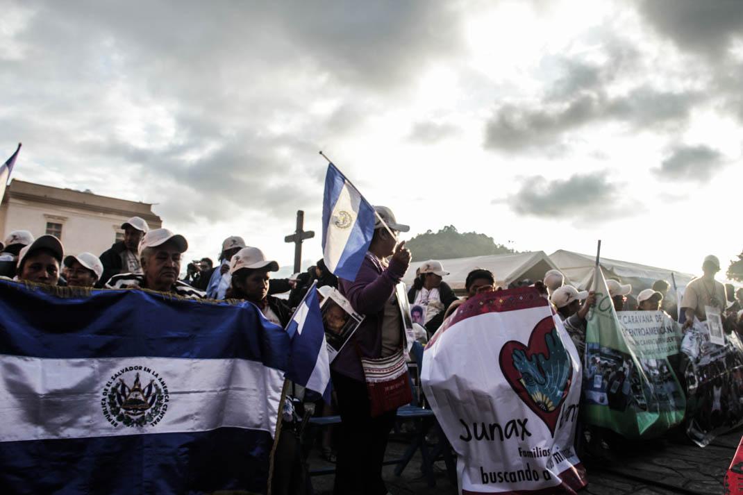 Queremos puentes, no muros». Llega a México la XII Caravana de ...