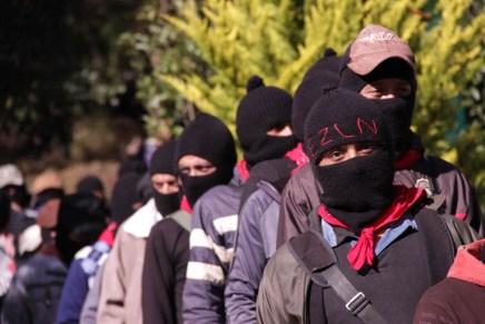L@s zapatistas y las ConCiencias por la Humanidad (día 2)
