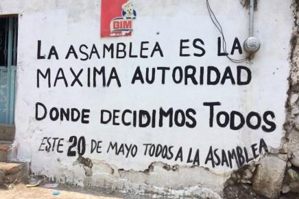 Amilcingo exige respeto en su elección de autoridades por usos y costumbres
