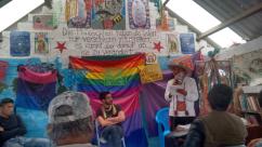 Primer Encuentro de la Diversidad Sexual Anticapitalista, Kuilonyotl