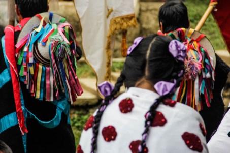 Ceremonia que como cada mes, el día 22, conmemora la masacre de 1997.