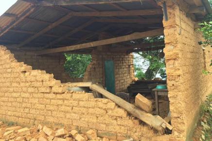 En la Sierra mixe-zapoteca, comunidades afectadas siguen incomunicadas