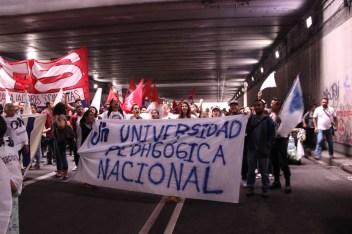 Marcha conmemorativa del 2 de octubre. 2017. Por Elis Monroy-2