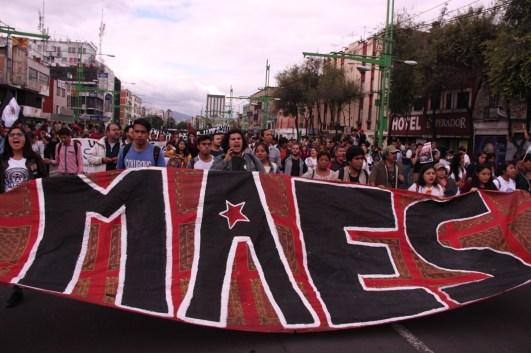 Marcha conmemorativa del 2 de octubre. 2017. Por Elis Monroy-7