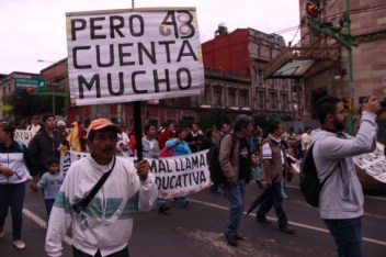 Marcha conmemorativa del 2 de octubre. 2017. Por Elis Monroy-9