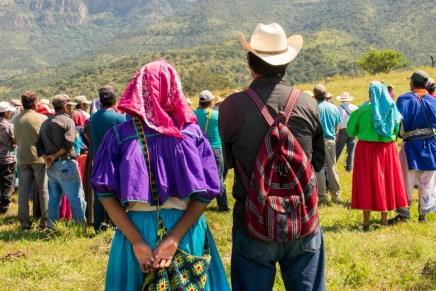 Wixárikas recuperan tierras y avanzan en la defensa de sus territorios