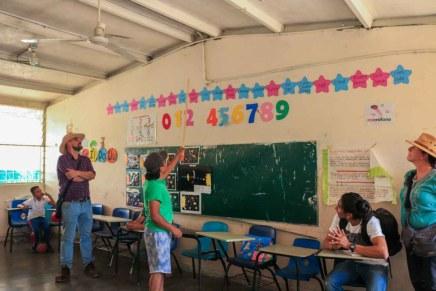 «Queremos que se quede la escuela»: Amilcingo, Morelos