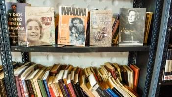 Algunas lecturas de la biblioteca