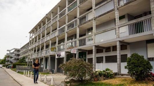 Aspecto del complejo José Pedro Varela
