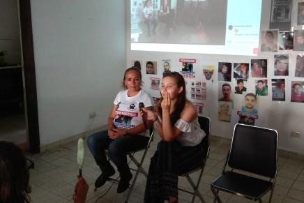 Activistas visibilizan sus luchas por encima del límite