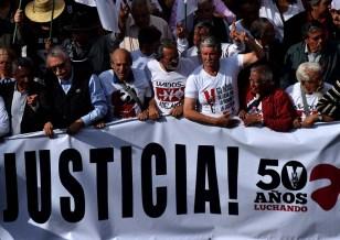 Justicia a 50 años Foto por Ita Ramirez