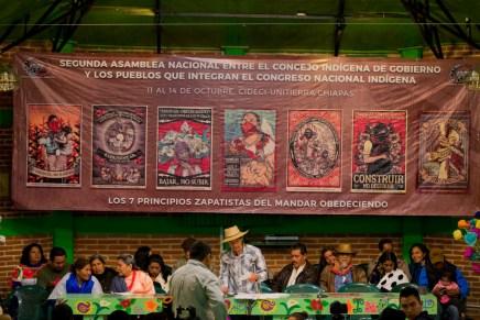 Volver a casa: segunda asamblea del CNI-CIG