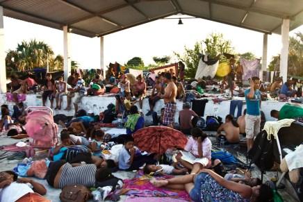 Violencia, despojo, hambre, represión. Honduras y las razones del éxodo migrante. Parte 3