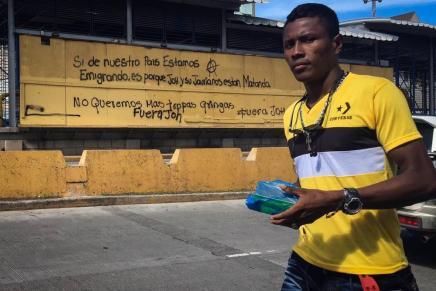 Violencia, despojo, hambre, represión. Honduras y las razones del éxodo migrante. Parte 1