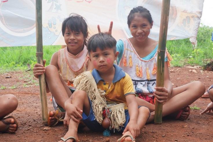 2. Familias kiowas Brasil. Fotografia. Susana Norman
