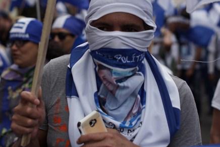 Nicaragua desbordada
