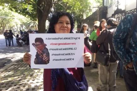 Desde México y el mundo, exhortan a la ONU a exigir al gobierno de la 4ta Transformación, cumpla en materia de derechos humanos el cese a la violencia y despojo en los pueblos originarios