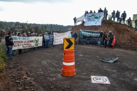 Comunidades Ñatho en defensa del bosque sagrado del agua. Crónicas de la resistencia Otomí contra la Autopista Toluca-Naucalpan.