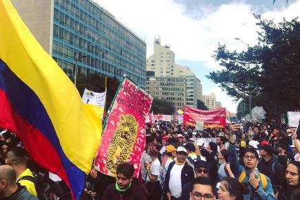 ¡El paro sigue! Días de protesta en Colombia
