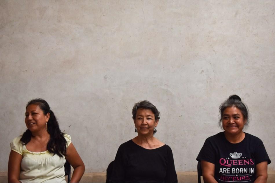 Centro Comunitario Xantetelco. La lucha de las 46
