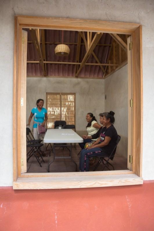 Interiores habitados del Centro. Foto por Regina López.