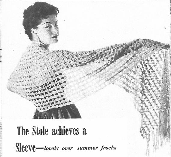 Free Vintage Knitting Pattern Booklet