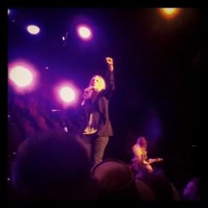Patti Smith concert @ TivoliVredenburg - 24-out-2015