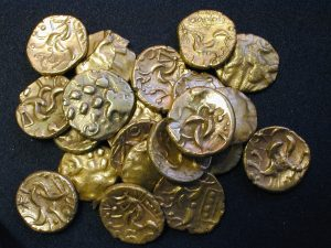 A_hoard_of_Iron_Age_coins_from_Beverly