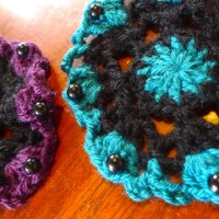 Crochet Pattern: Lady Mary Coasters